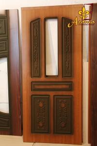 Патинування дверей