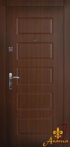 Вхідні двері Аметист