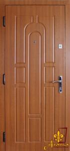Двері звичайне фрезерування
