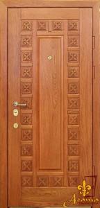 Однопільні металеві двері