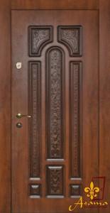 Однопільні вхідні двері
