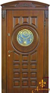 Двері з аркою
