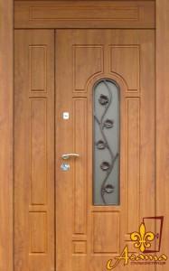 Металеві вхідні двері