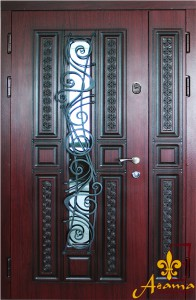 Модель дверей Рубін
