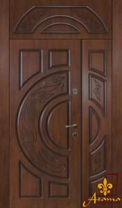 Двері з порталом