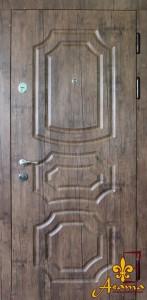 Агата стальконструкція двері