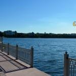 Огорожа Тернопільського озера